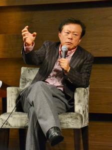 猪瀬副都知事、図書館の貸出し主義を批判